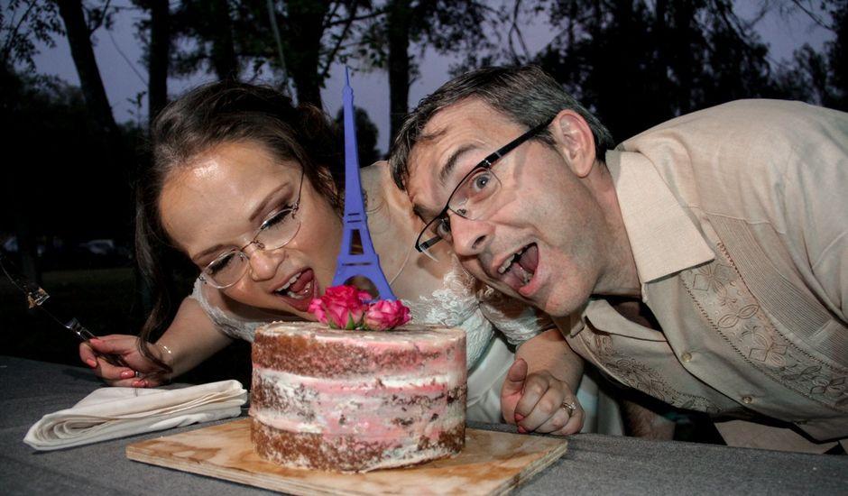 La boda de Sylvain y Diana en Querétaro, Querétaro