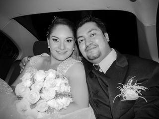La boda de Verónica y Rodrigo