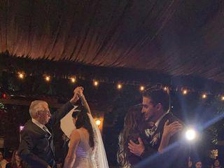 La boda de Mayra y Andrés 1