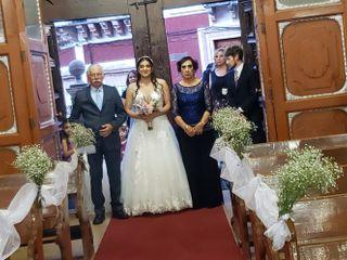 La boda de Mayra y Andrés 3