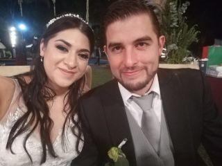 La boda de Mayra y Andrés