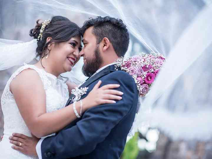 La boda de Sebastián y Laura