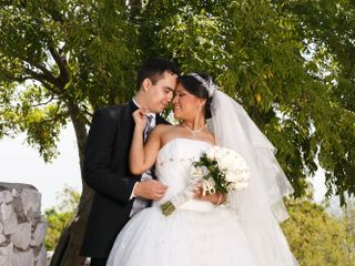 La boda de May y Kevin 1