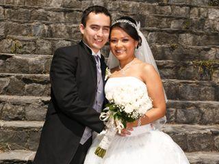 La boda de May y Kevin