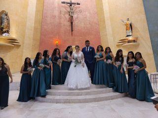 La boda de Nereida  y Ricardo