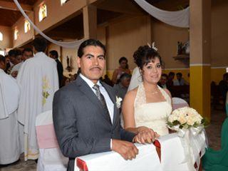 La boda de Ma del Carmen y Cesar Adrian 1
