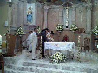 La boda de Ma del Carmen y Cesar Adrian