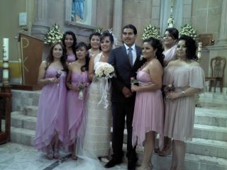 La boda de Ma del Carmen y Cesar Adrian 3