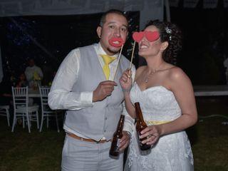 La boda de Dany y Indi