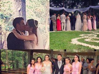 La boda de Rocío y Eric 2