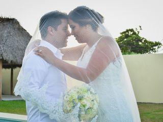 La boda de Ana Karen y Hazael 1
