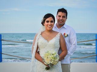 La boda de Ana Karen y Hazael