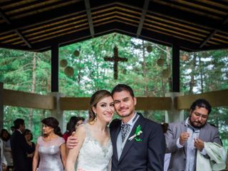 La boda de Rocío y Eric 1
