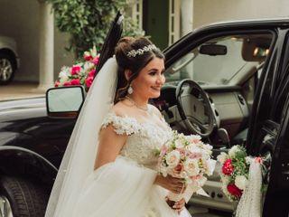 La boda de Zelmira Garcia y Samuel Siles 2