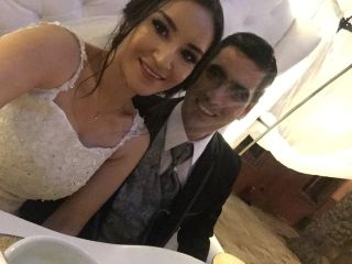 La boda de Citlalic  y Roberto