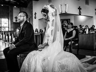 La boda de Morelia y Abraham  3