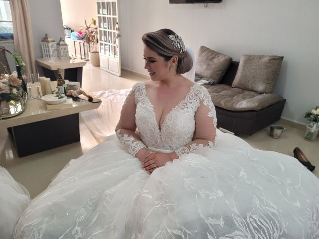 La boda de Ricardo   y Nereida  en Jalostotitlán, Jalisco 2