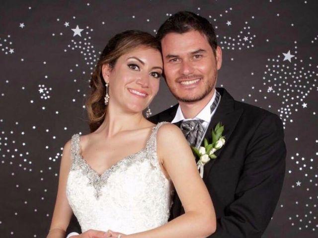 La boda de Rocío y Eric