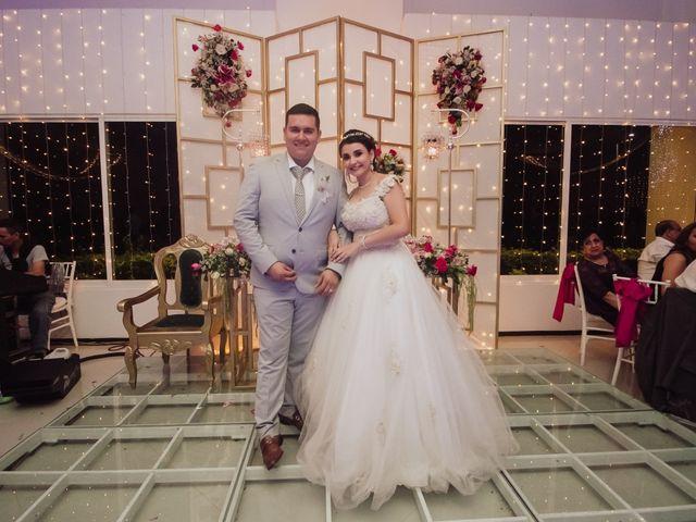 La boda de Zelmira Garcia y Samuel Siles