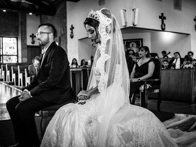 La boda de Morelia y Abraham