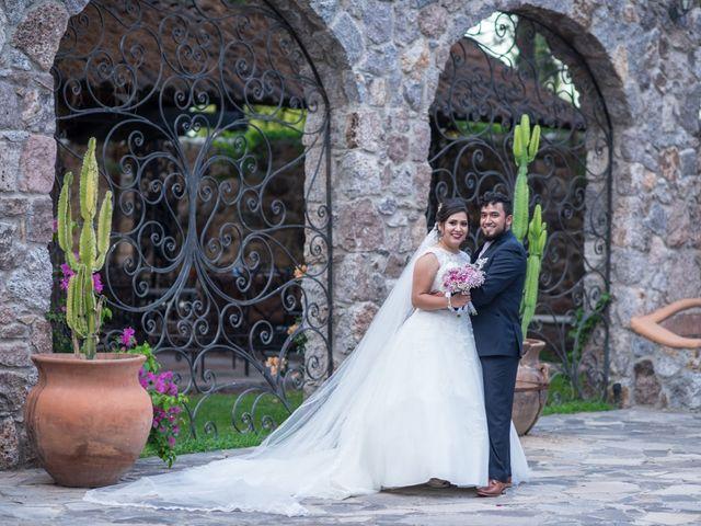 La boda de Laura y Sebastián en León, Guanajuato 2
