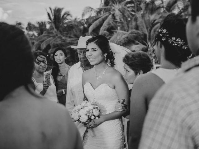 La boda de Eliseo y Ana en Acapulco, Guerrero 1