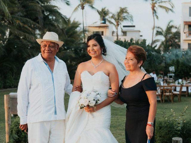 La boda de Eliseo y Ana en Acapulco, Guerrero 4
