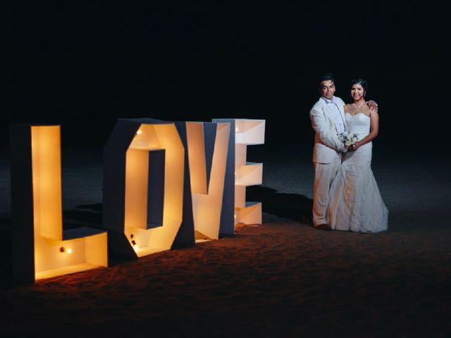La boda de Eliseo y Ana en Acapulco, Guerrero 8