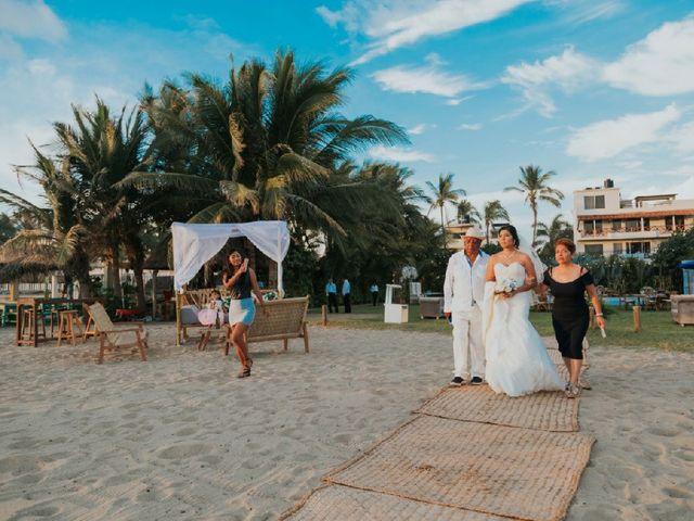 La boda de Eliseo y Ana en Acapulco, Guerrero 9