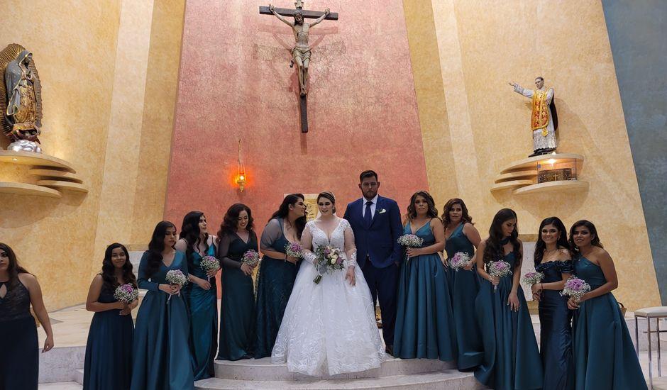 La boda de Ricardo   y Nereida  en Jalostotitlán, Jalisco