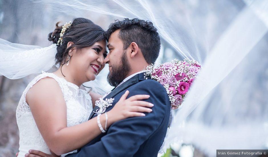 La boda de Laura y Sebastián en León, Guanajuato