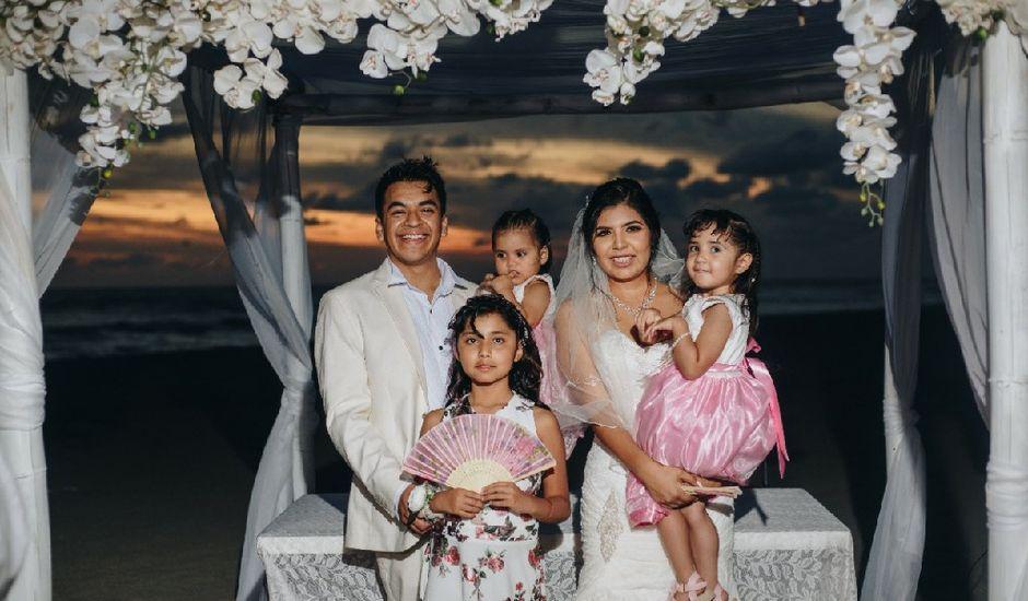 La boda de Eliseo y Ana en Acapulco, Guerrero