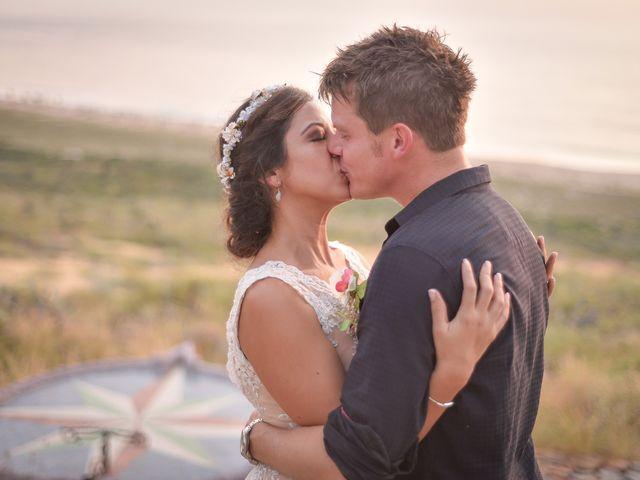 La boda de Cynthia y Dan