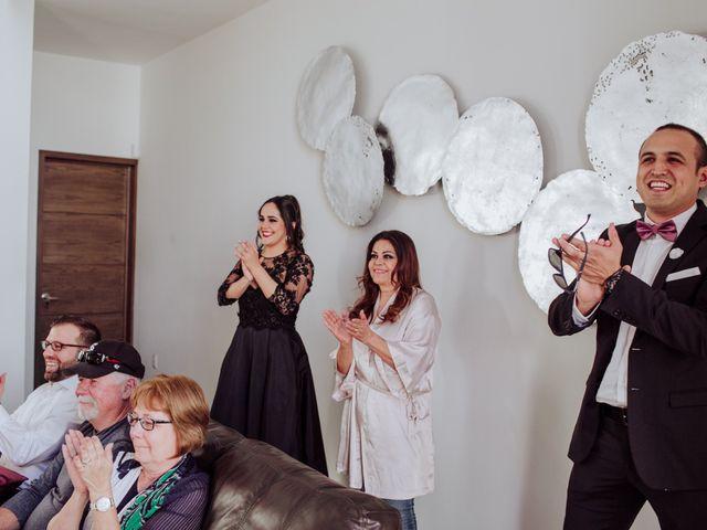 La boda de Kenneth y Marie en Torreón, Coahuila 34