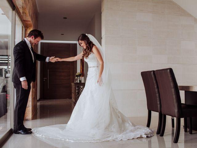 La boda de Kenneth y Marie en Torreón, Coahuila 35