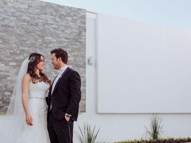 La boda de Kenneth y Marie en Torreón, Coahuila 36