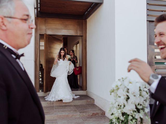 La boda de Kenneth y Marie en Torreón, Coahuila 39