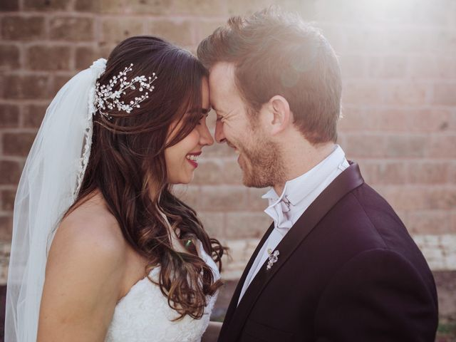 La boda de Kenneth y Marie en Torreón, Coahuila 41
