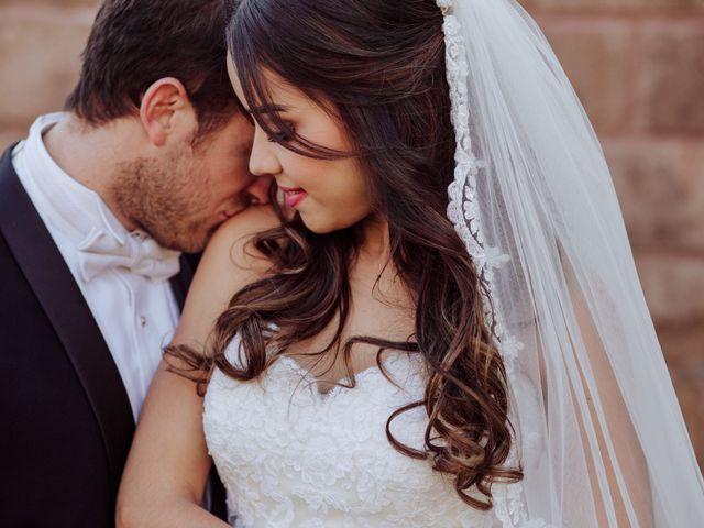 La boda de Marie y Kenneth