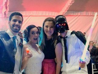 La boda de Susana y Toño 1