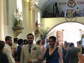 La boda de Susana y Toño 3