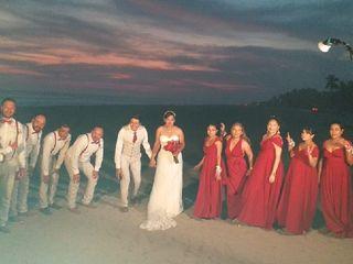 La boda de Margarita y Luis Iván 1