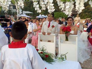La boda de Margarita y Luis Iván