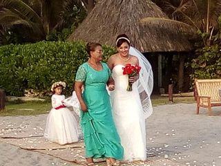 La boda de Margarita y Luis Iván 3