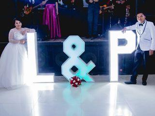 La boda de Liz  y Pascual  1