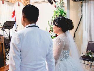La boda de Liz  y Pascual  3