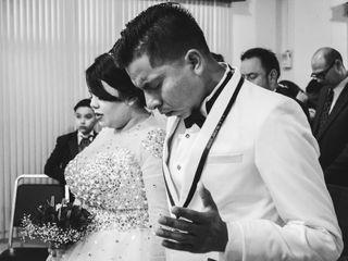 La boda de Liz  y Pascual  2