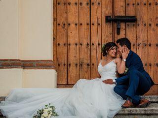 La boda de Ruth y Adan