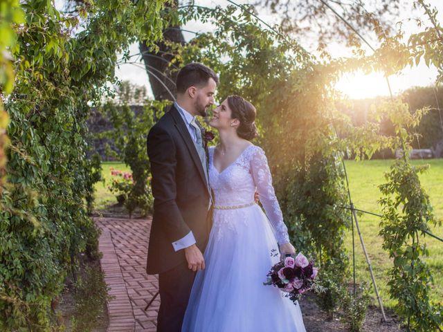 La boda de Sofi y Alonso