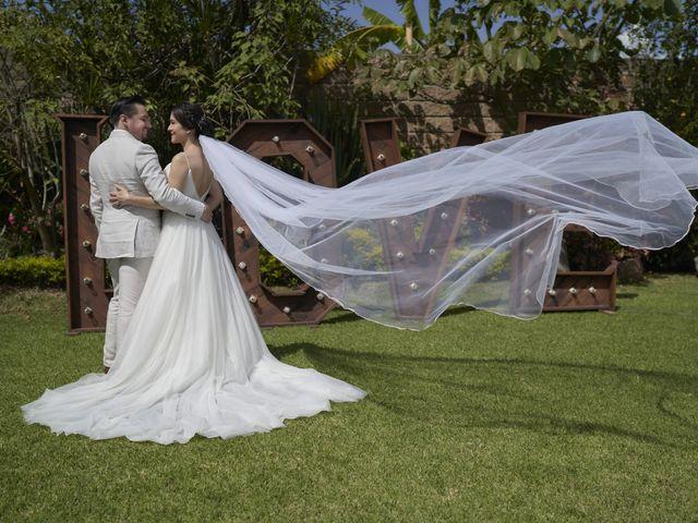 La boda de Jade y Roberto